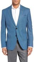 Ted Baker Men's Trenton Trim Fit Wool Blazer