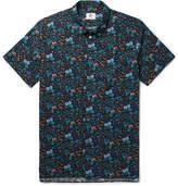 Paul Smith Printed Cotton Shirt - Multi