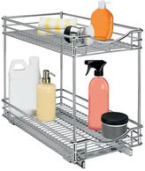 """Lynk Professional® 18"""" Roll-Out 2-Tier Organizer"""