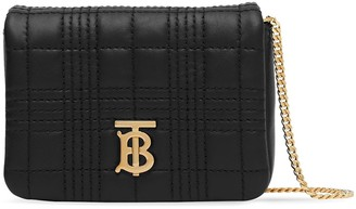 Burberry micro quilted Lola shoulder bag