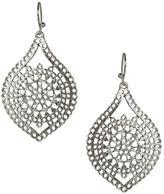 Marlyn Schiff Silver Teardrop Earrings