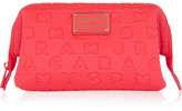 Marc by Marc Jacobs Big Bliz embossed cosmetics case