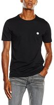 Pretty Green Men's Small Logo Short Sleeve Crew Neck T-Shirt