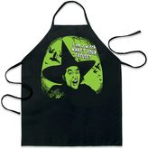 "ICup Wizard of Oz ""I Am A Witch, What's Your Excuse?"" Apron in Black"