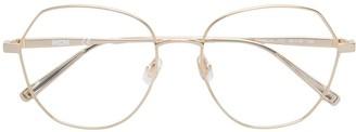 MCM Geometric Frame Glasses