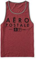 Aeropostale Mens Aero Logo Tank Shirt