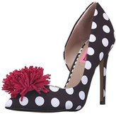 Betsey Johnson Women's Hadly dress Pump