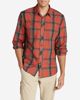 Eddie Bauer Men's Greenpoint Long-Sleeve Shirt