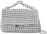 Stella McCartney Becks weaved shoulder bag