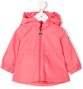 Moncler zipped rain jacket - kids - Polyamide - 3-6 mth