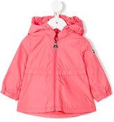 Moncler zipped rain jacket