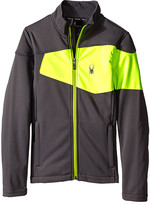 Spyder Acceler Fleece Jacket (Big Kids)