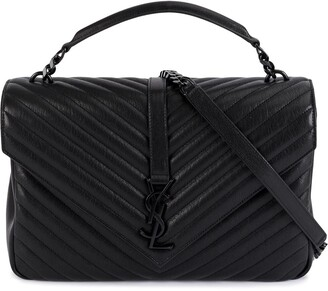 Saint Laurent large College shoulder bag