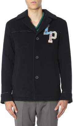 Lanvin Embroidered Coat