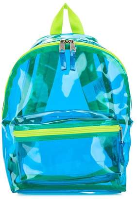 Eastpak clear backpack