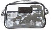 adidas by Stella McCartney zip around makeup bag - women - Thermoplastic Polyurethane (TPU) - One Size