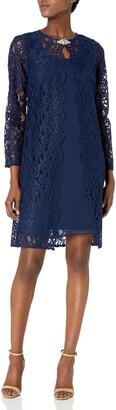 Chetta B Women's Lace Jacket Dress
