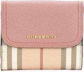 Burberry - snap coin purse