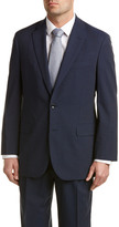 Brooks Brothers Brooks Cool Madison Classic Fit Wool-Blend Suit W/ Pleated Pant