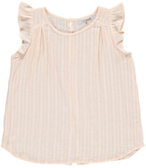 Sunchild Sale - Bimini Frilly Striped Top