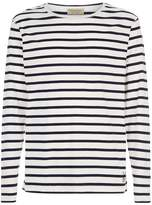 Burberry Long Sleeve Striped T-Shirt