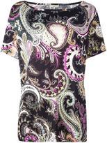 Etro abstract print blouse - women - Silk - 42