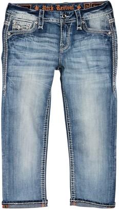 Rock Revival Easy Capri Jeans