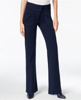 Bar III High-Rise Flared Pants, Only at Macy's