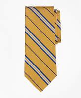 Brooks Brothers Triple Framed Alternating Stripe Tie