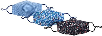 Johnston & Murphy Adjustable Face Mask (Tetri/Bicycle/Martini) Scarves