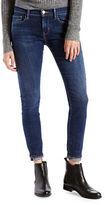 Levi's Cropped Denim Jeans