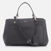 DKNY Women's Bryant Park Small Satchel Black