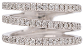 Loree Rodkin Triple Pave Band Ring