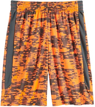 Tek Gear Boys 4-20 DryTek Printed Shorts in Regular & Husky