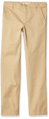 Amazon Essentials Slim Uniform Chino Pants Casual