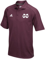 adidas Men's Mississippi State Bulldogs Sideline Polo Shirt