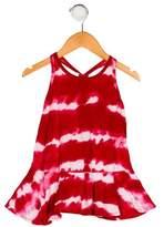 Ralph Lauren Girls' Tie Dye Dress