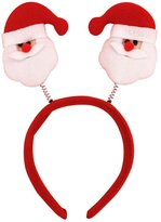 TiTa-Dong Cute Hair Hoop Accessories Headwear Delightful Clasps for Party and Daily Wearing Christmas size 23 cm