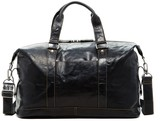 Jack Georges Voyager Genuine Buffalo Leather Duffle Bag