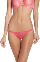 Betsey Johnson Women's Double String Thong