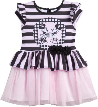 Pippa & Julie Mickey Mouse & Minnie Mouse Tutu Dress