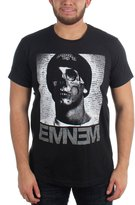 Bravado Eminem Men's Skull Face T-shirt Grey