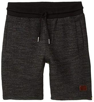 Billabong Kids Balance Shorts (Big Kids) (Black) Boy's Shorts