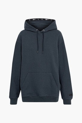 Reebok x Victoria Beckham Oversized French Cotton-terry Hoodie