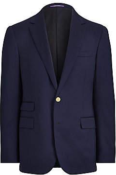 Ralph Lauren Purple Label Men's Gregory Notch-Lapel Blazer