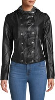 Free People New Dawn Vegan Leather Jacket