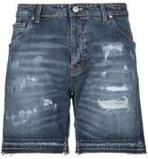 LIU •JO MAN Denim shorts