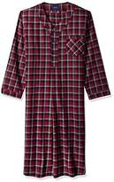 Majestic International Men's Guiness Flannel Night Shirt