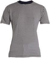 EVE DENIM Alexa striped jersey T-shirt
