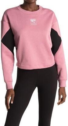 Puma Rebel Crewneck Sweatshirt
